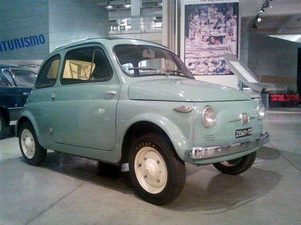 Le auto che hanno fatto la storia: Fiat 500