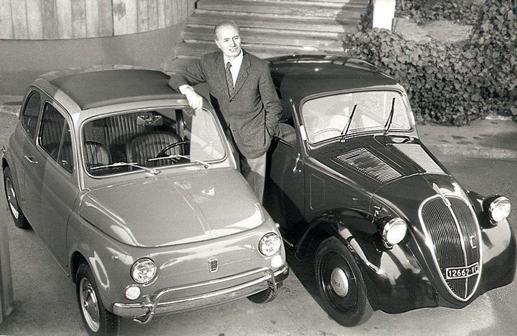 Fiat 500 Dante Giacosa