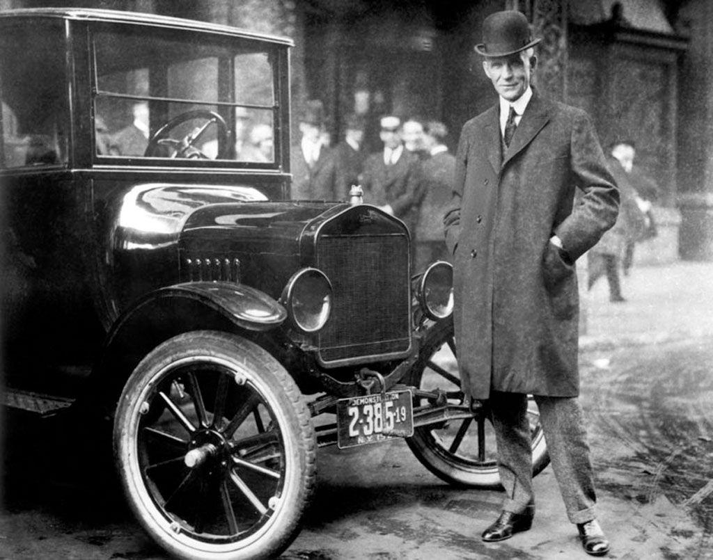 Ford Modello T Henry Ford