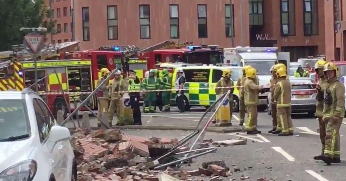 Glasgow, crolla ristorante italiano La Riviera: nessuna esplosione