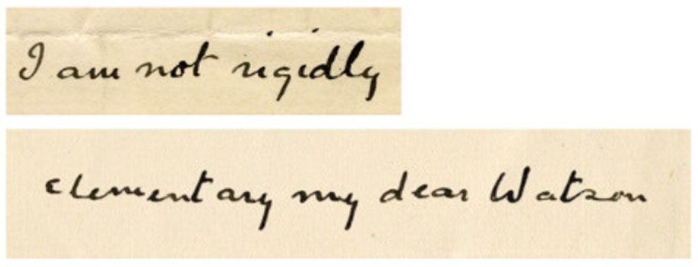 Il software che imita alla perfezione la calligrafia umana