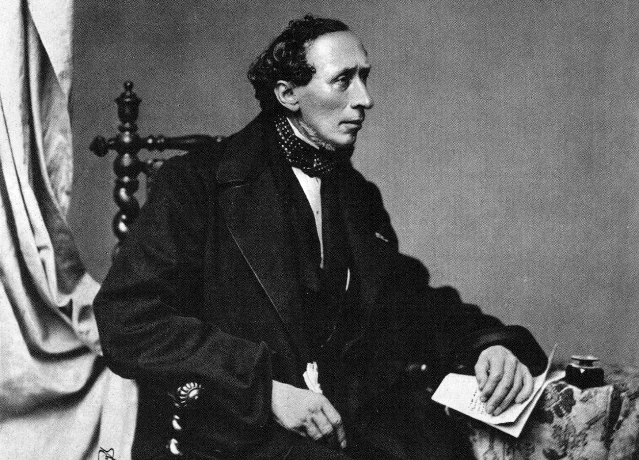 Hans Christian Andersen, le fiabe più belle