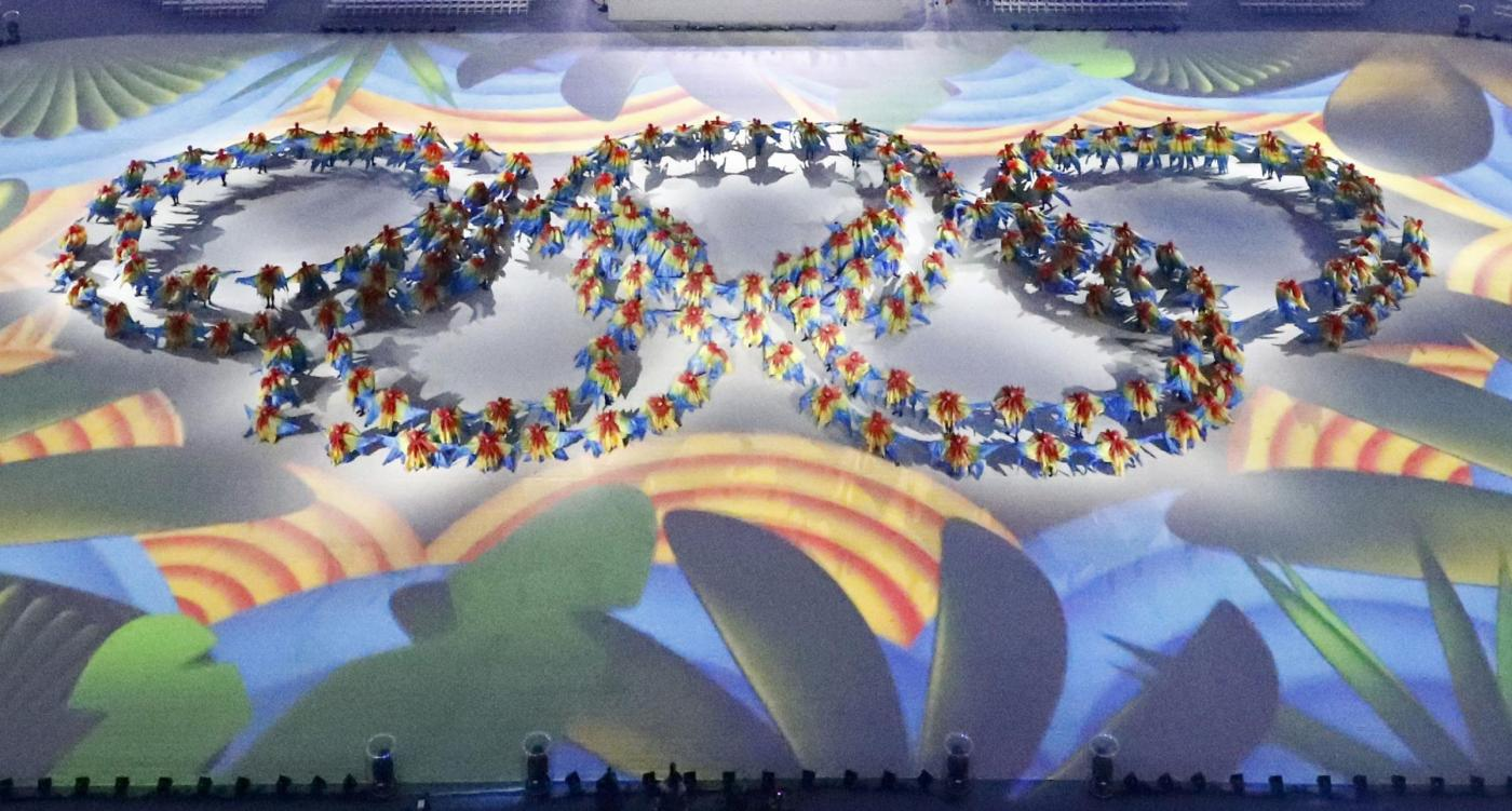 Olimpiadi 2016: la cerimonia di chiusura dei giochi di Rio