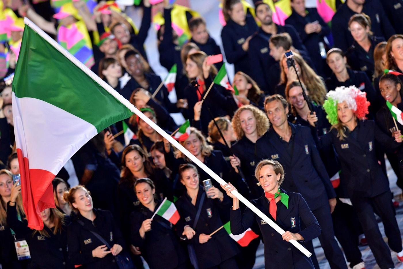 Olimpiadi di Rio 2016, Cerimonia di Apertura al Maracana