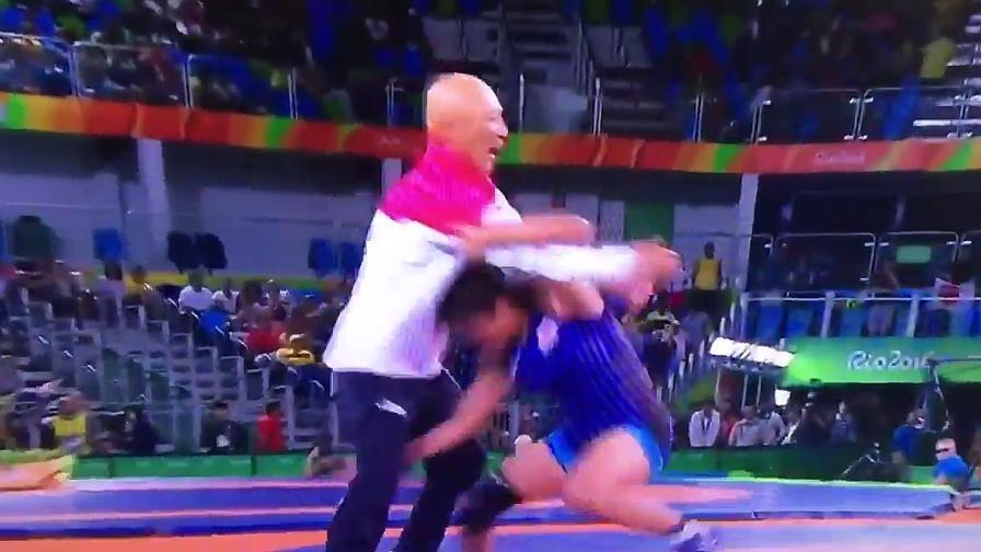 Olimpiadi 2016: Risako Kawai mette KO il proprio allenatore