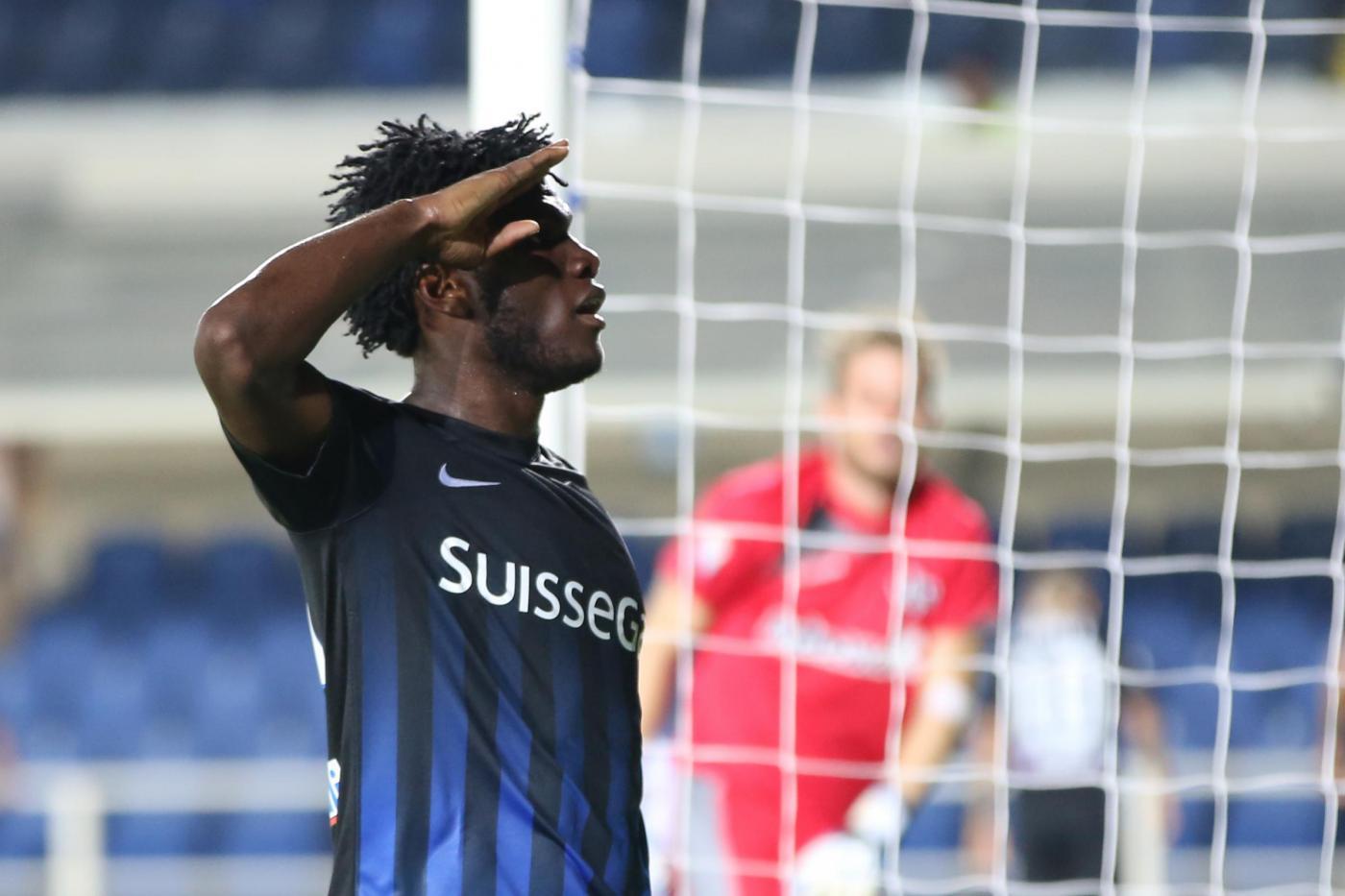 Atalanta vs Cremonese Coppa Italia 2016/2017