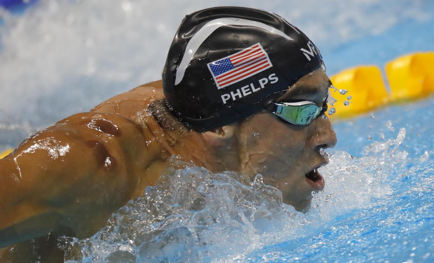 Michael Phelps, una storia, 21 ori, dieta e tante curiosità