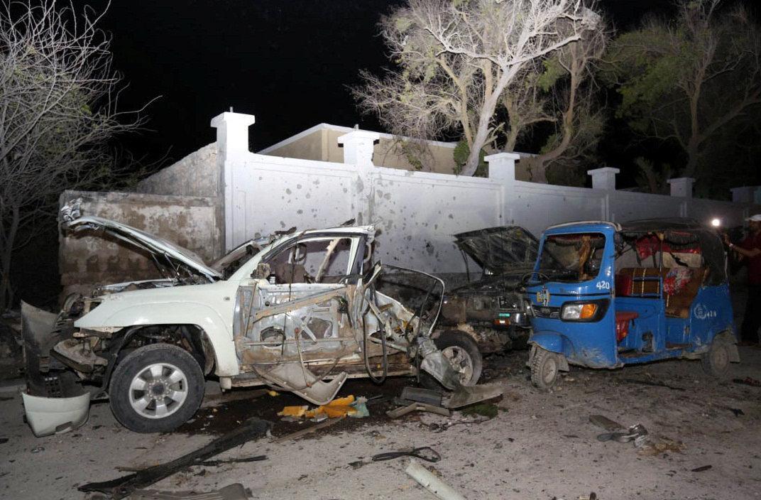 Somalia, attacco bomba in ristorante sul lido della capitale Mogadiscio
