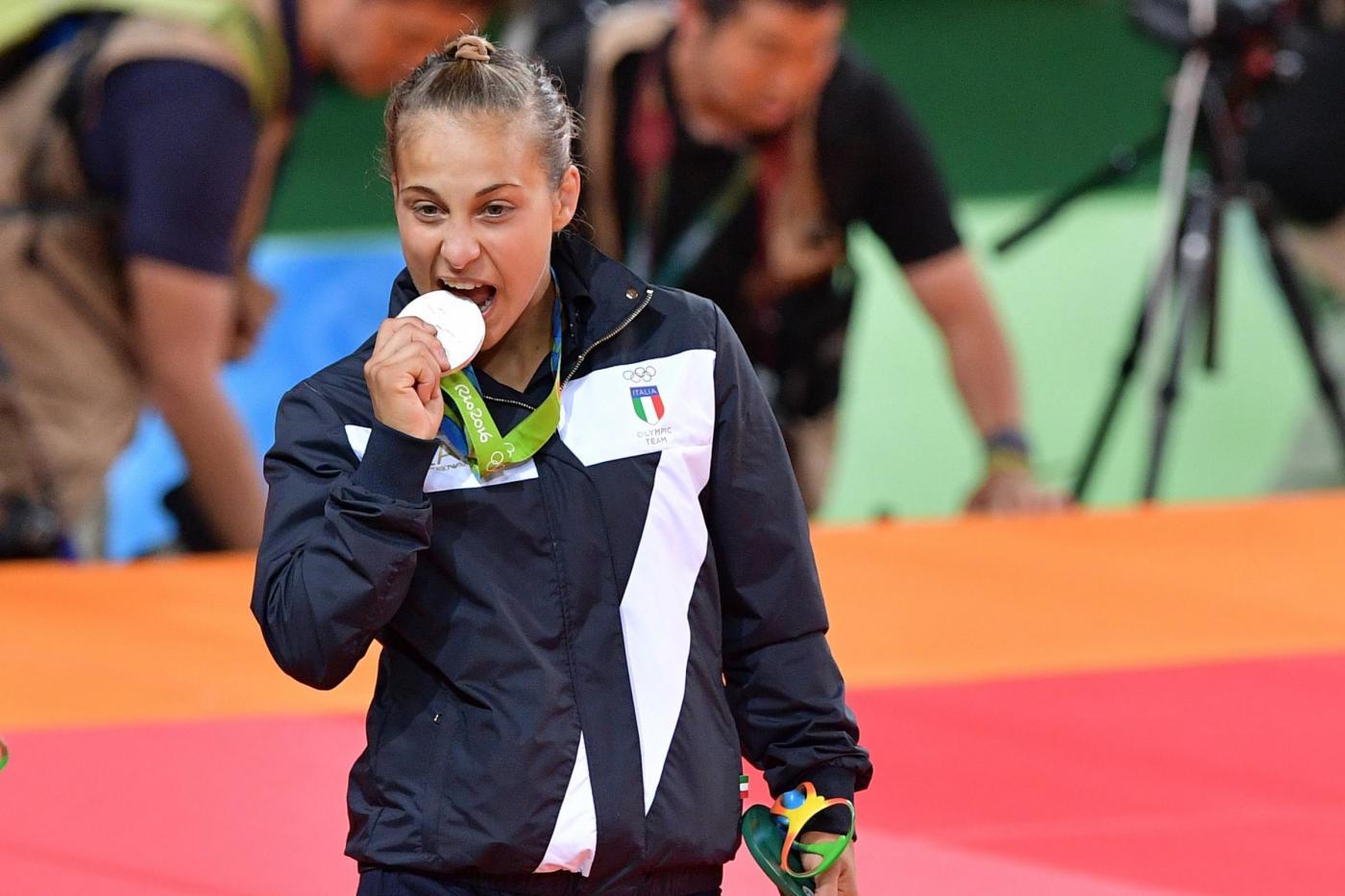 Olimpiadi Rio 2016, Judo: Basile vince l'oro, Giuffrida d'argento