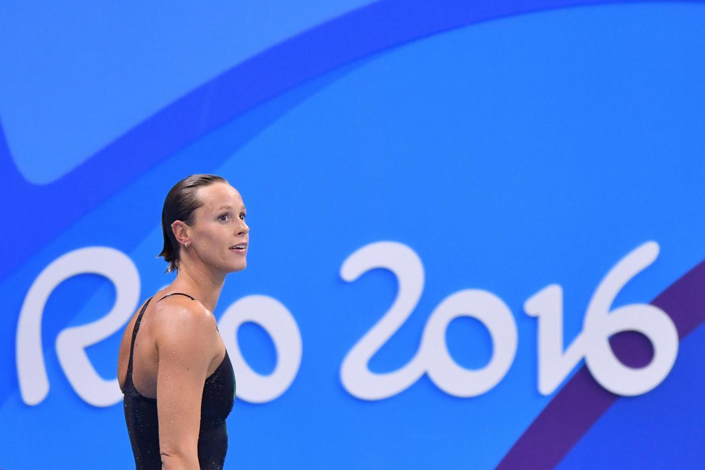Rio 2016, Federica Pellegrini accede alla finale dei 200 sl