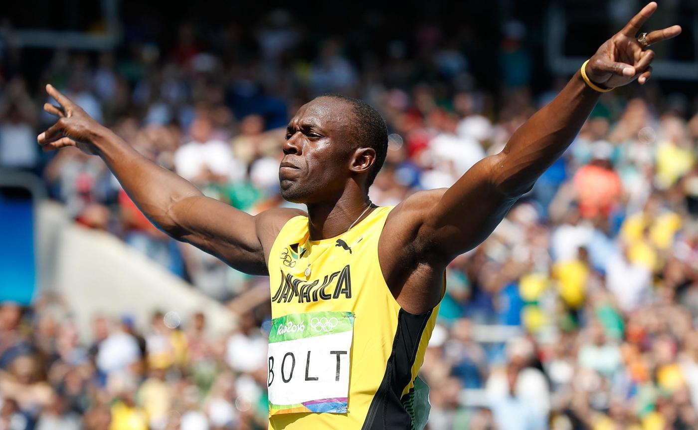 Olimpiadi 2016: Usain Bolt vince anche l'oro nei 200 metri a Rio
