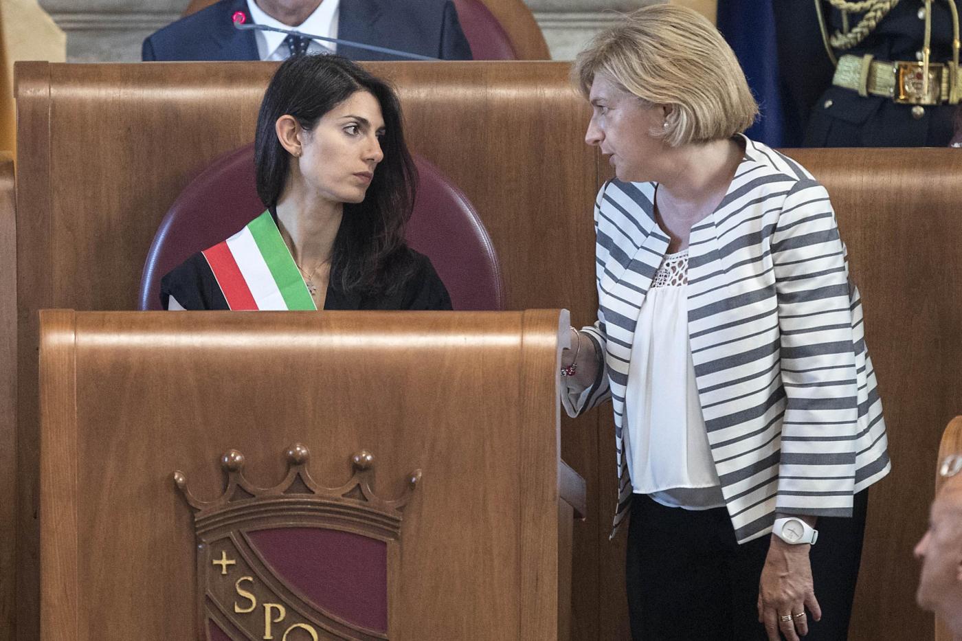 Rifiuti Roma, intercettazioni tra Paola Muraro e Salvatore Buzzi