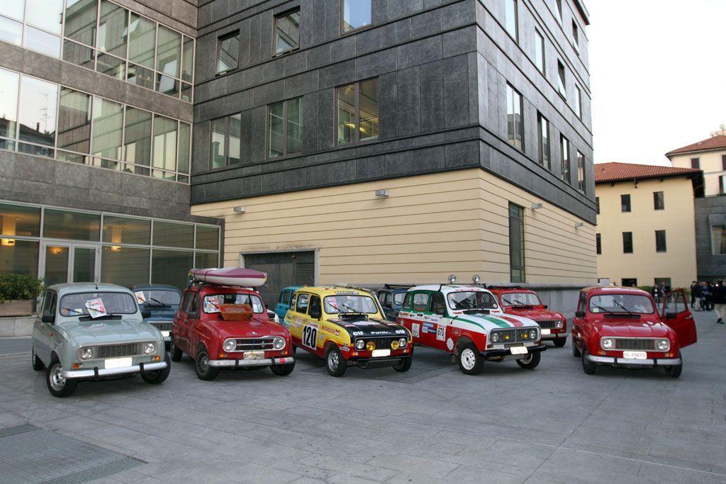 Le auto che hanno cambiato la storia: Renault 4, fenomeno mondiale