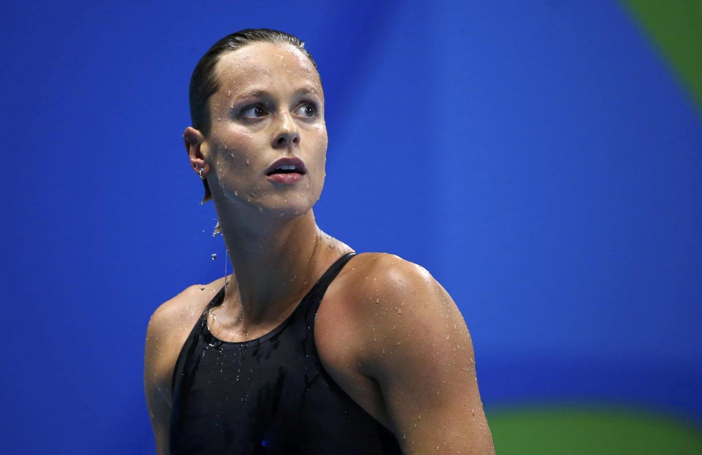 Olimpiadi 2016: Federica Pellegrini chiude quarta i 200 stile libero, vince Ledecky