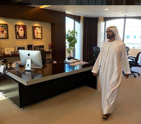Dubai: lo sceicco licenzia i fannulloni dell'amministrazione pubblica