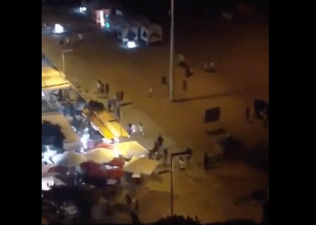 Spagna, flashmob scambiato per attentato terroristico scatena il panico