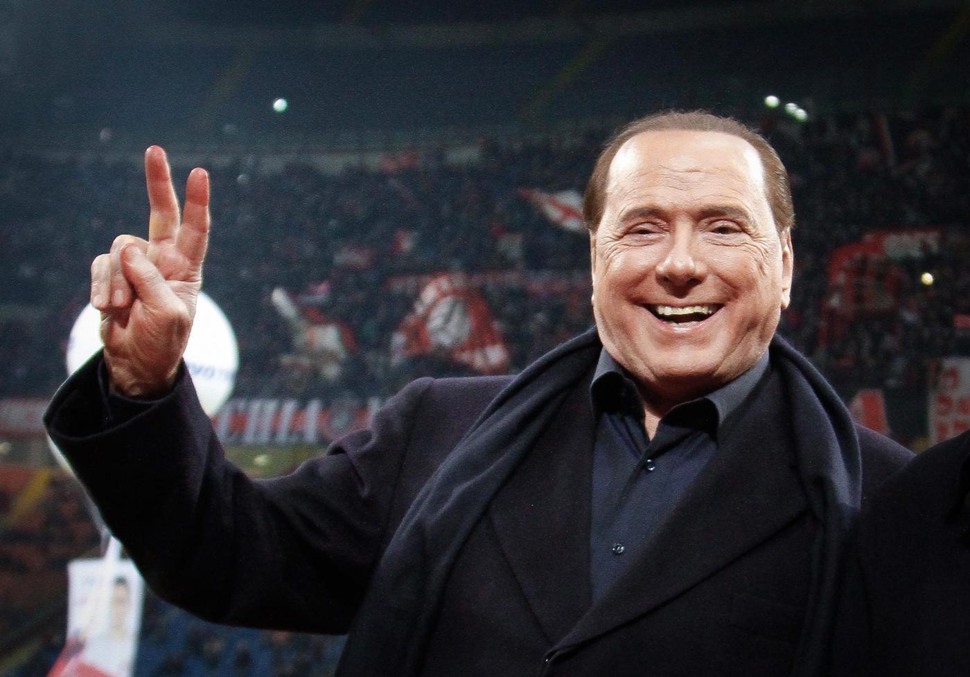 Milan, Silvio Berlusconi vende ai cinesi per 740 milioni