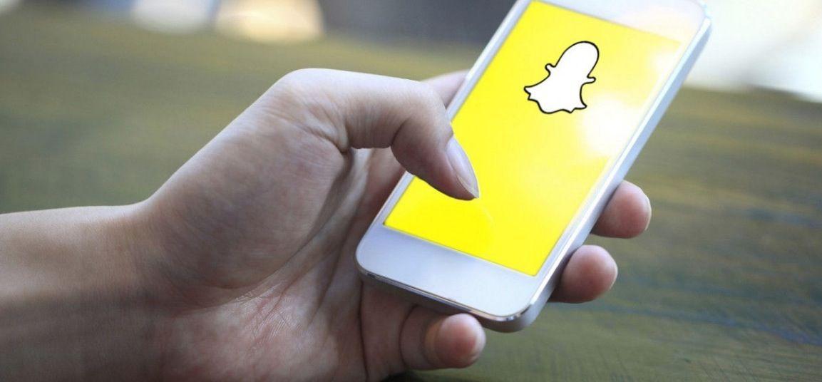 Snapchat interazione