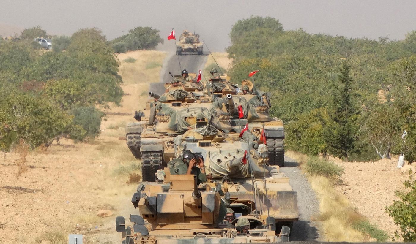 Blitz dei carri armati turchi in Siria: Jarablus strappata al Califfato
