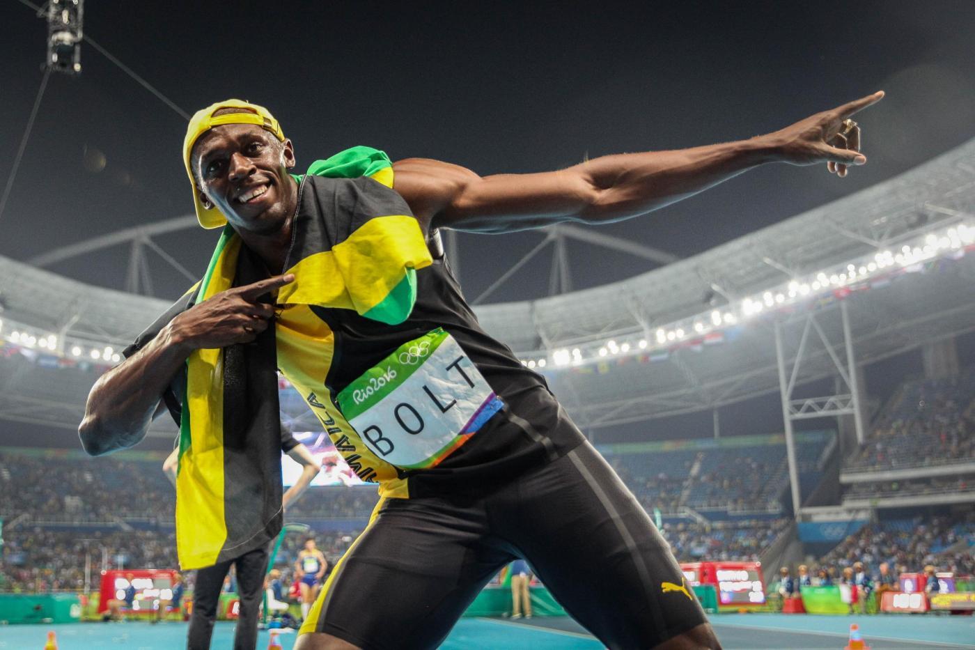 Olimpiadi 2016, Usain Bolt vince ancora l'oro olimpico nei 100 metri