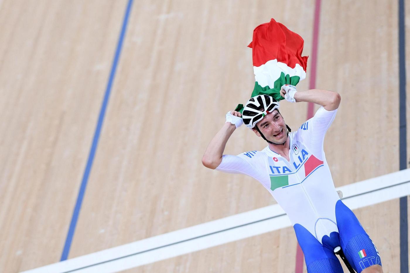 Olimpiadi 2016: Elia Viviani medaglia d'oro nell'Omnium