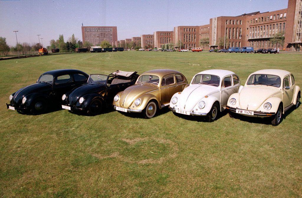 Le auto che hanno cambiato la storia: Volkswagen Maggiolino