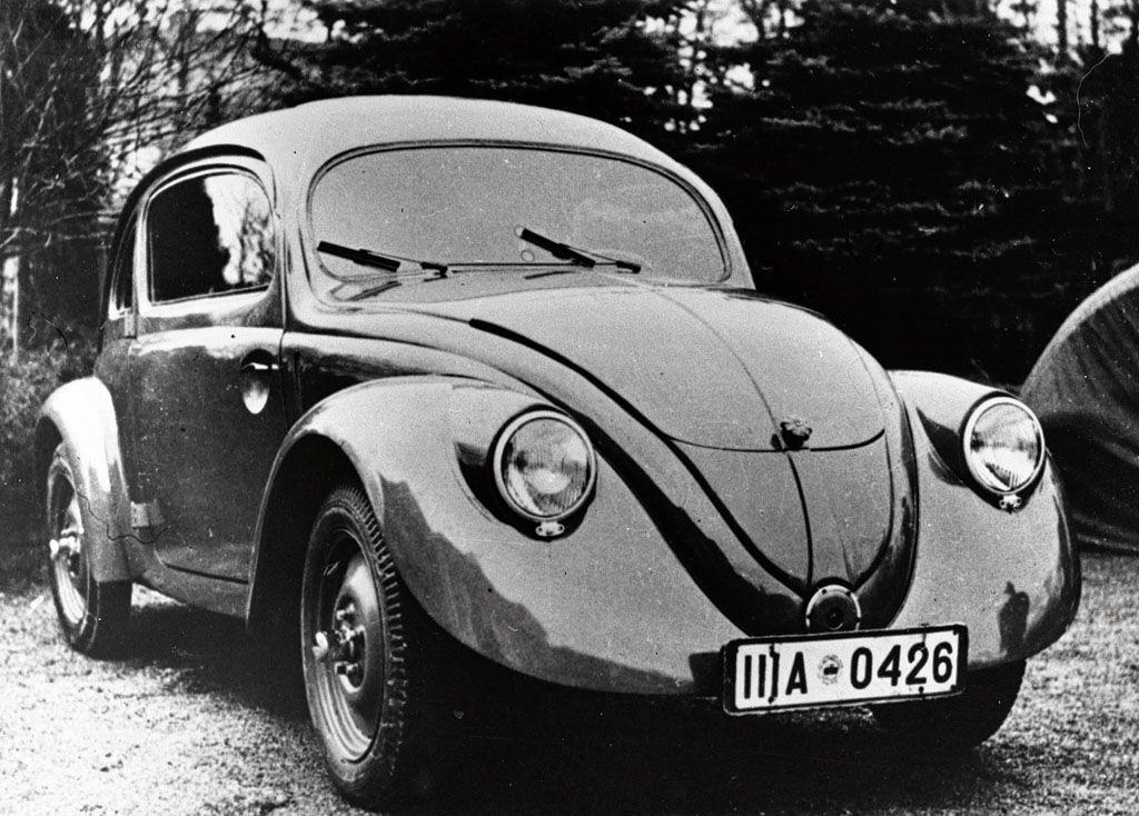 Volkswagen Kaefer Kaefer ade