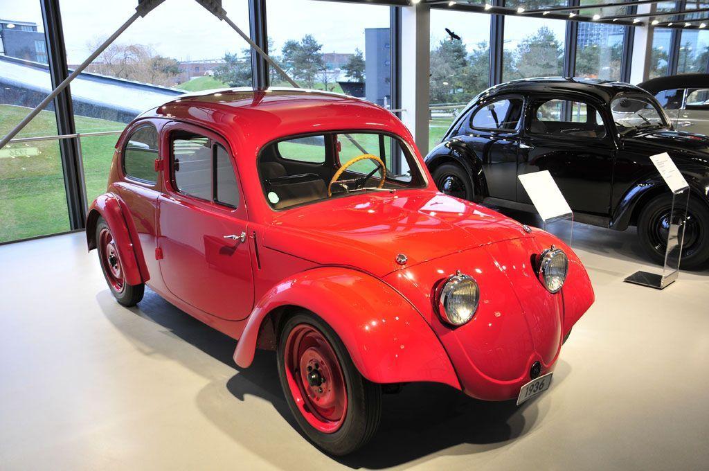 Volkswagen Maggiolino 3b