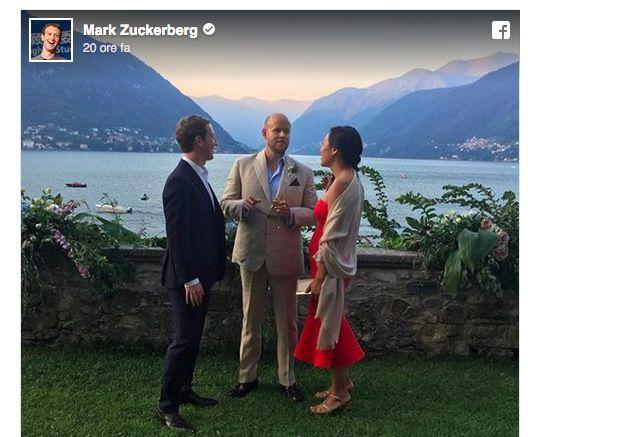 Mark Zuckerberg in Italia tra terremoto, Papa e lezioni di Facebook