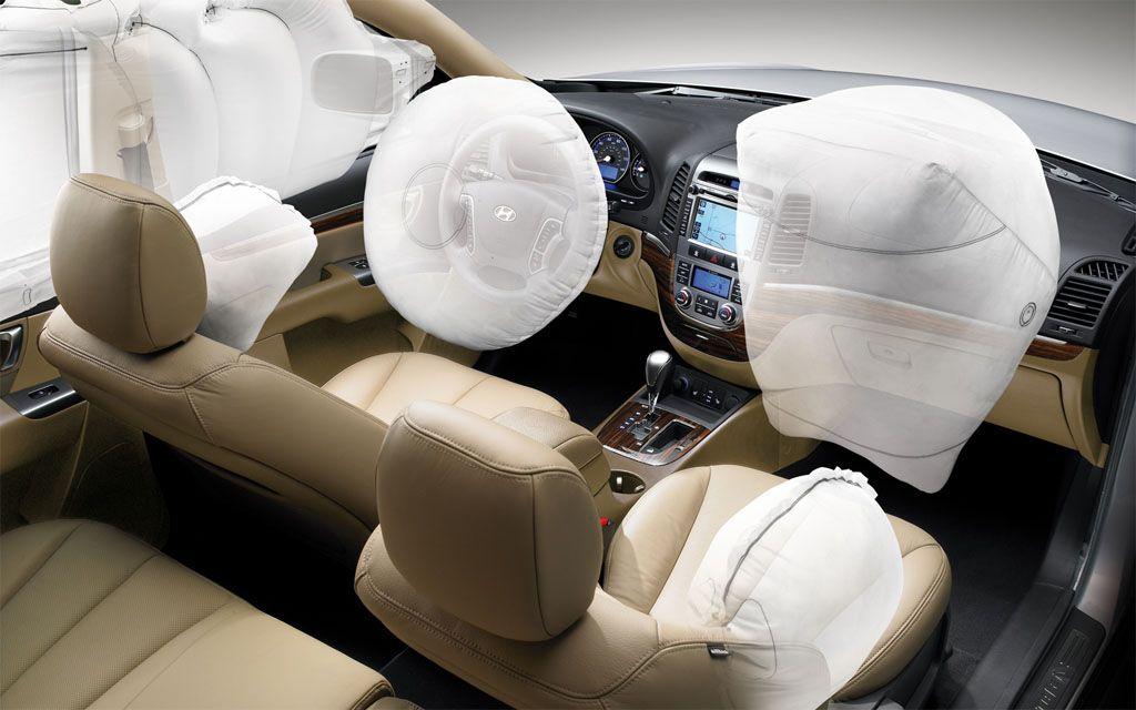 Come funziona l'airbag: un battito di ciglia che salva la vita