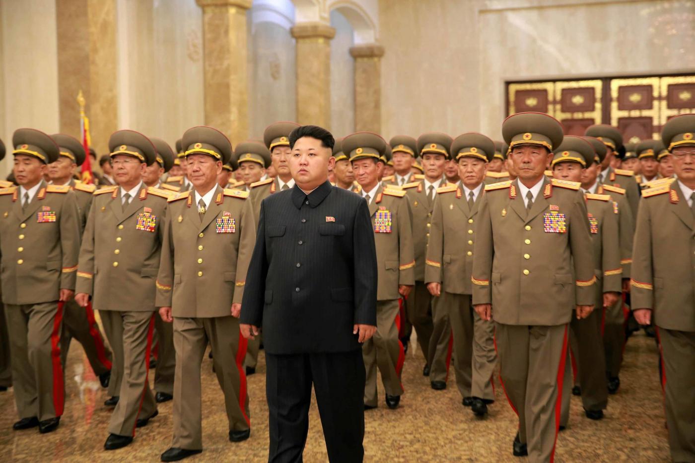 Nord Corea: missile nelle acque del Giappone