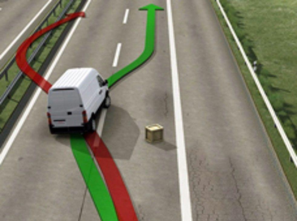 Come funziona l'ESP: il correttore degli errori alla guida