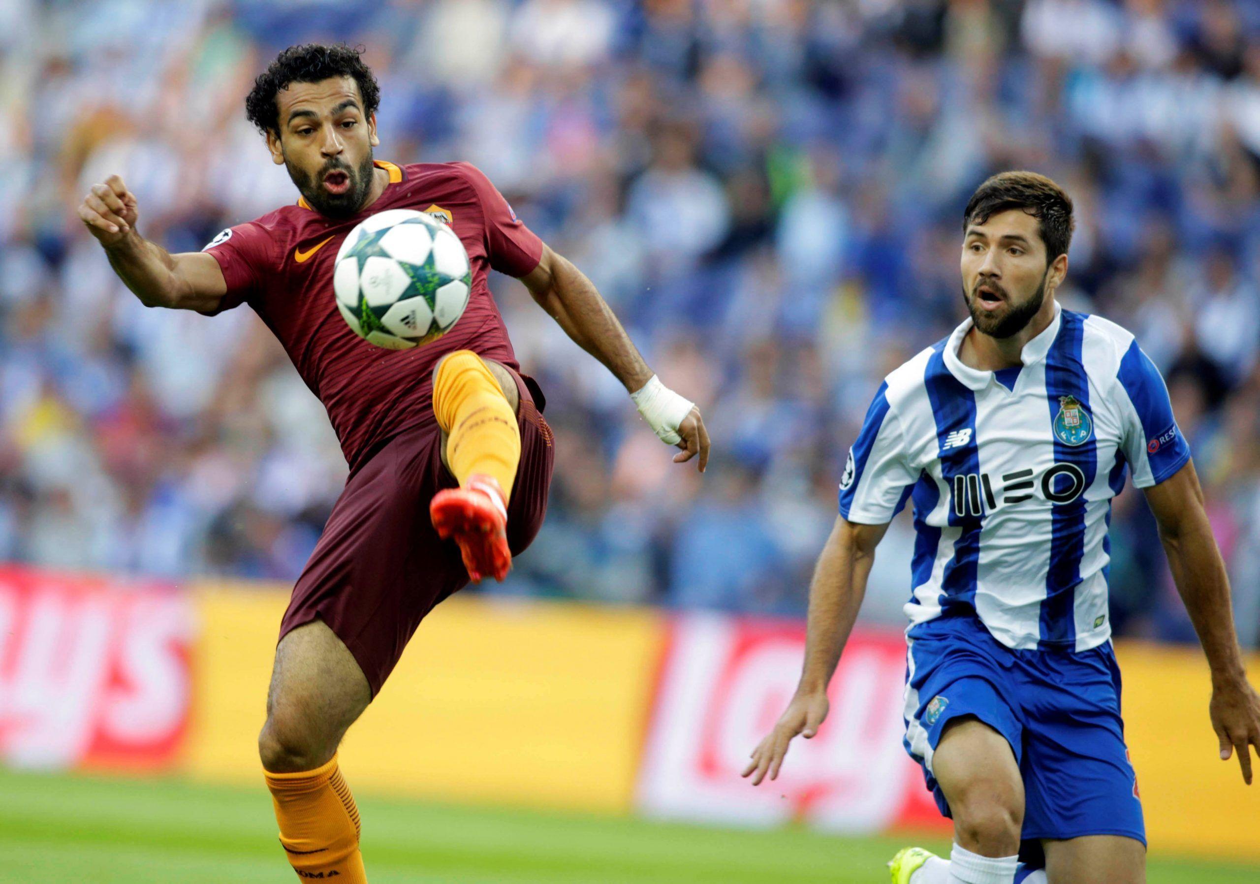 Roma-Porto, ritorno del preliminare di Champions League