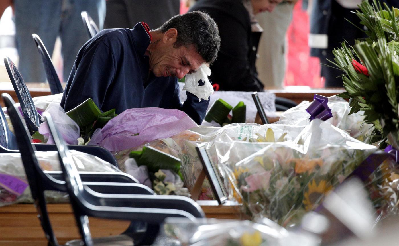 Amatrice si prepara ai funerali solenni delle vittime del terremoto