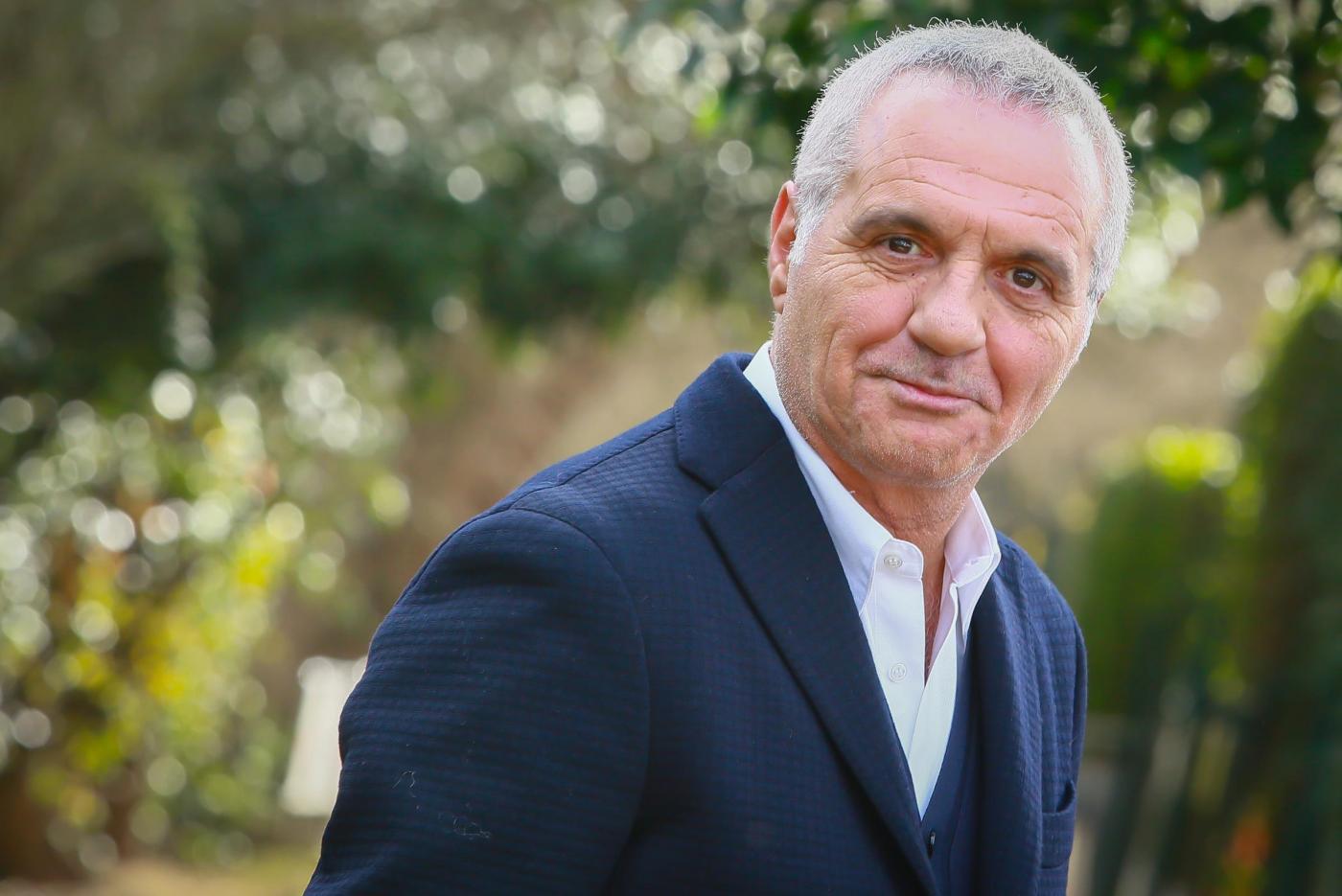 Giorgio Panariello: la fidanzata è Claudia Maria Capellini