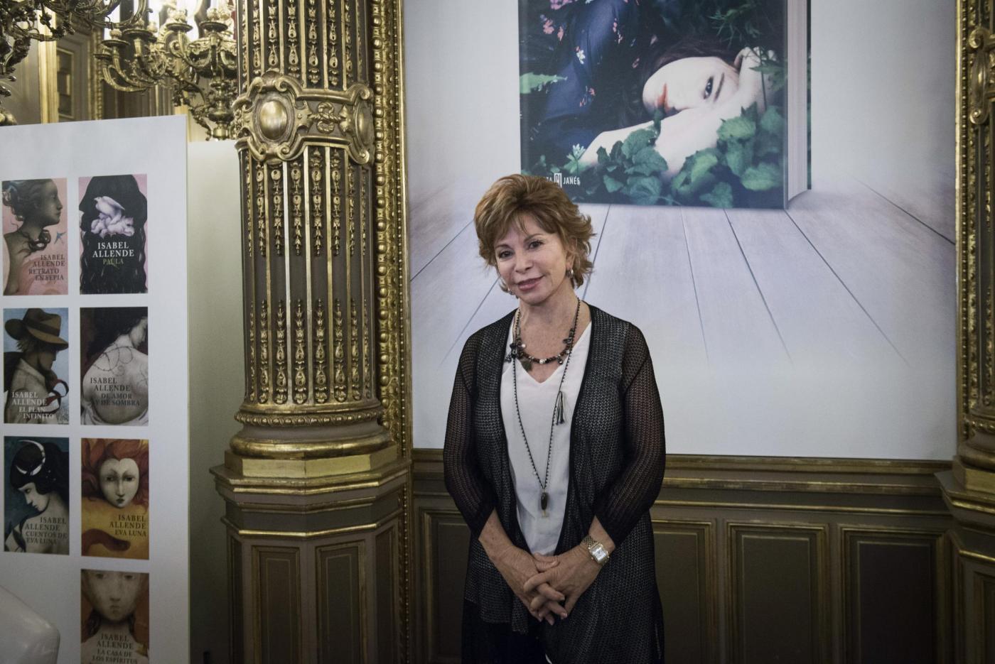 Isabel Allende, frasi dai libri più famosi