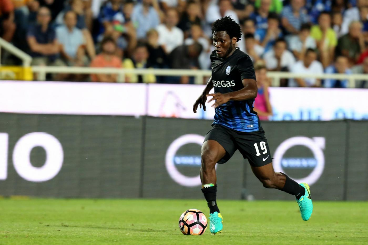 Franck Kessie, il nuovo talento dell'Atalanta