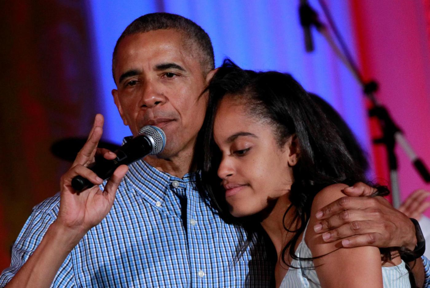 Malia Obama, il twerking della figlia del presidente scatena la rete