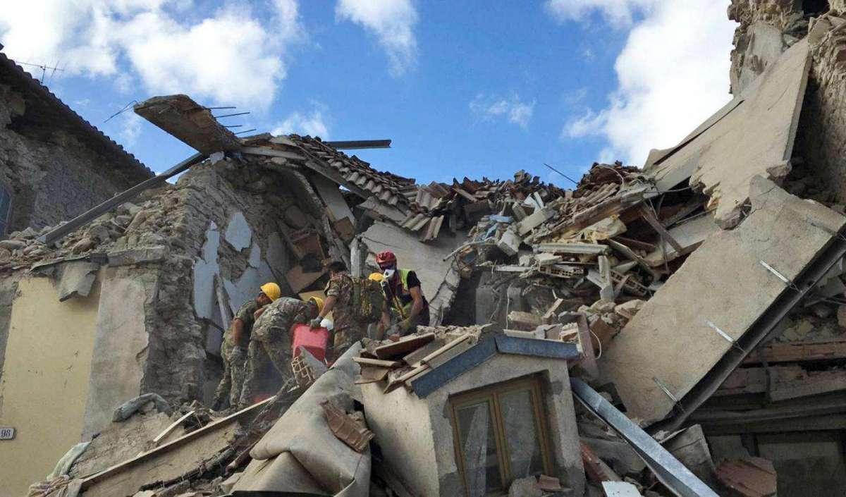 Terremoto in Centro Italia: Filippo Sanna, salvato dalle macerie, è morto