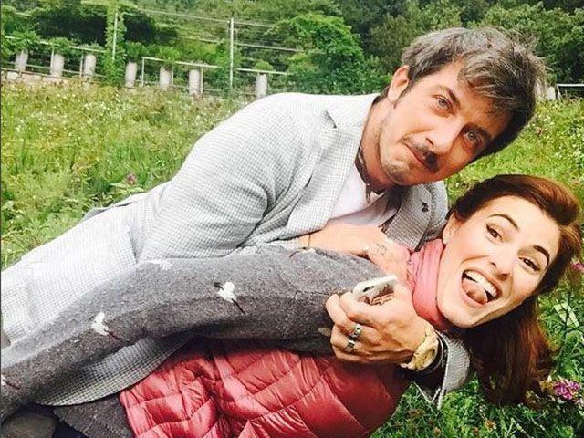Paolo Ruffini fidanzato con Diana Del Bufalo, ora è ufficiale