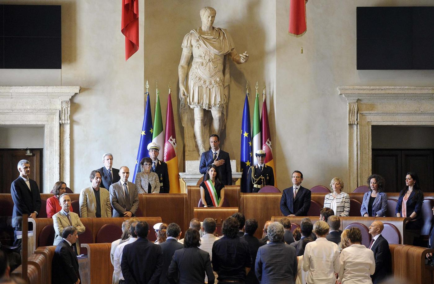 Quanto guadagna il sindaco di Roma