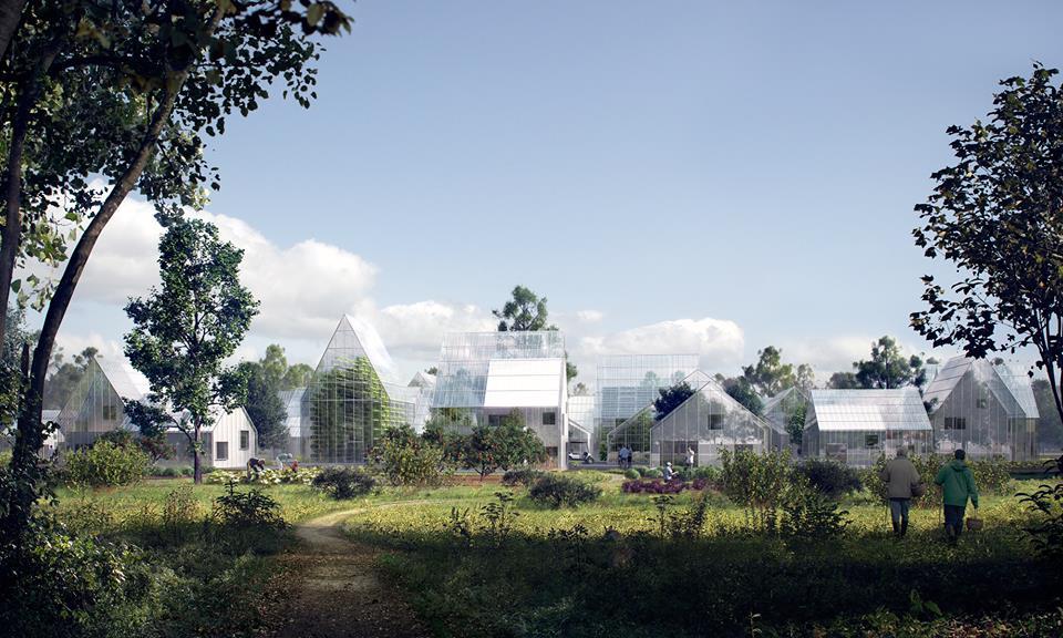 ReGen Village ad Amsterdam, primo eco-villaggio completamente autosufficiente