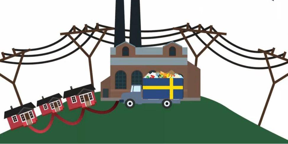 Rifiuti, Svezia modello virtuoso: tra riciclo ed energia ne resta solo l'1 per cento