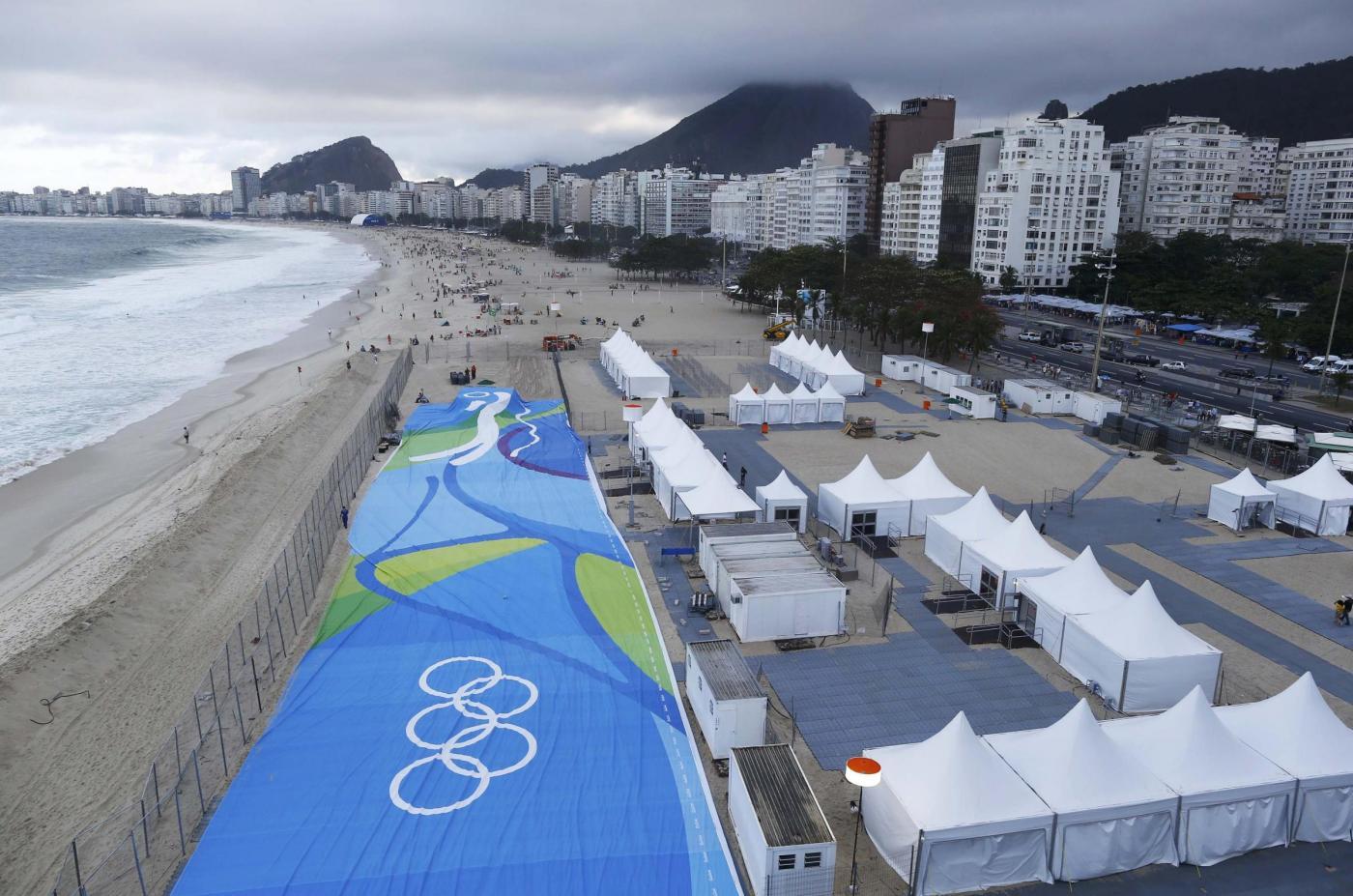 Rio de Janeiro, aspettando le Olimpiadi