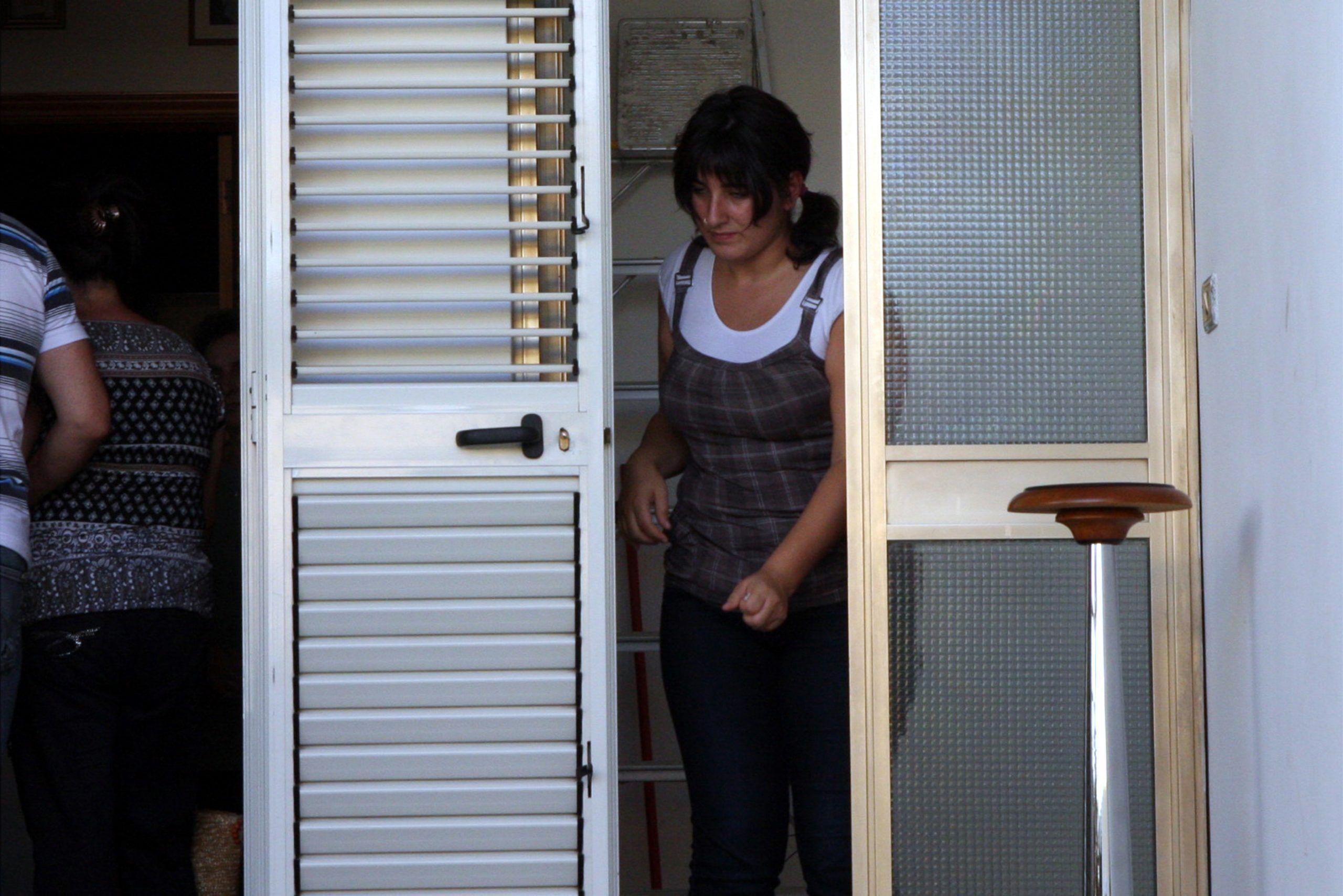 Sabrina Misseri accusata insieme al padre Michele Misseri dell'omicidio di Sarah Scazzi