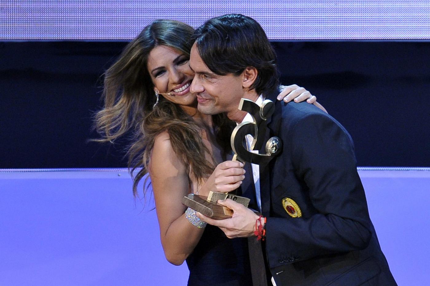 Filippo Inzaghi e Alessia Ventura, ritorno di fiamma