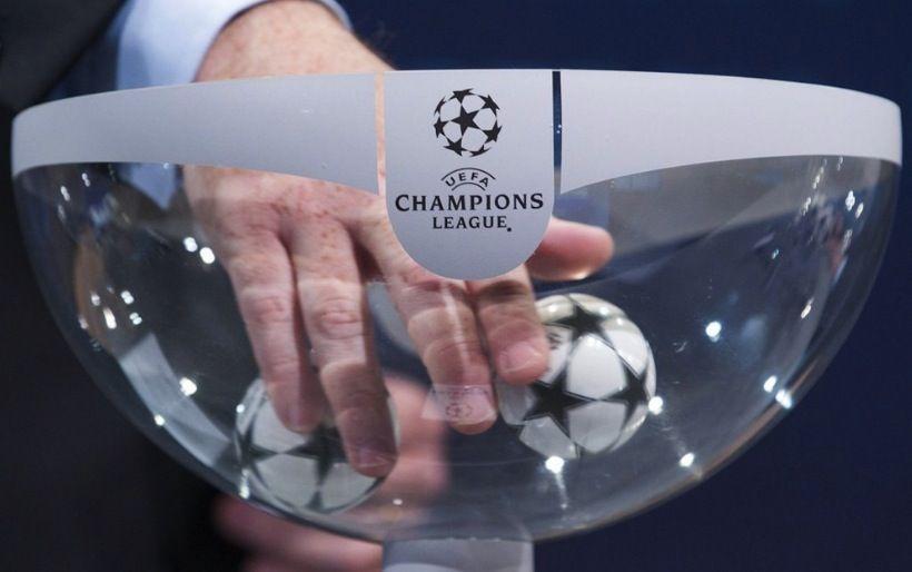 Sorteggi Champions League: Real Madrid probabile per Juventus e Napoli