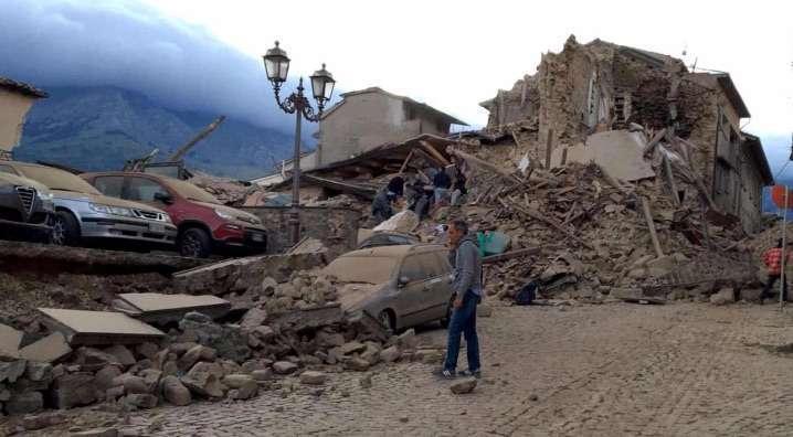 I terremoti più forti in Italia negli ultimi 50 anni, dal 1968 al 2017