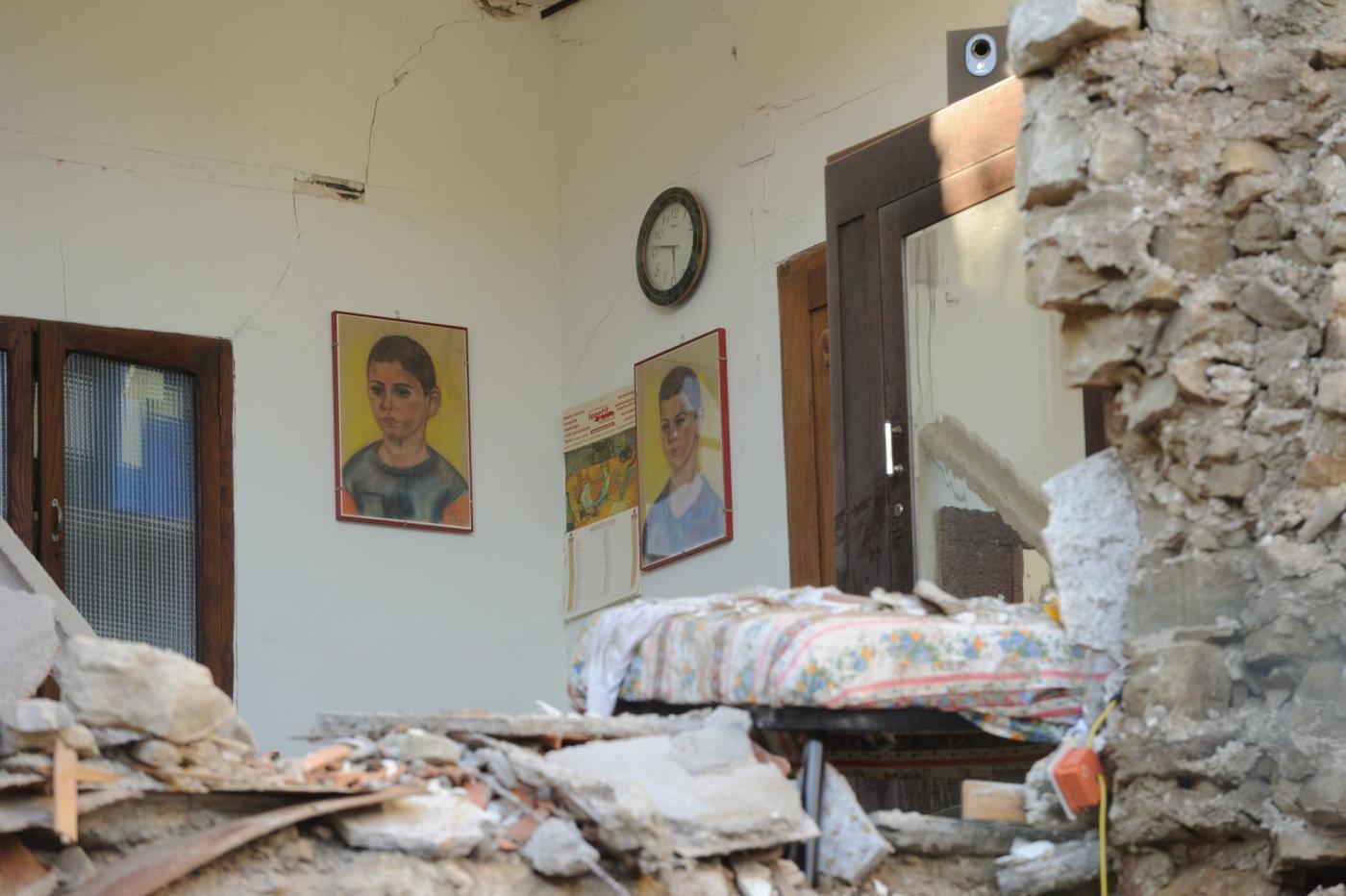 Terremoto in centro Italia: i soccorsi durante la notte