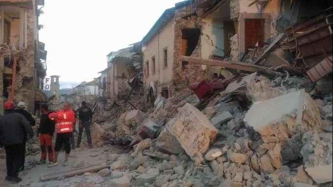 Terremoto Centro Italia, perché un'altra scossa dopo quella di Amatrice
